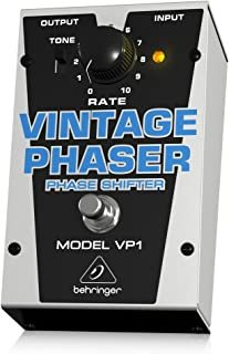 Behringer VP1 Effetto Phaser Vintage a pedale per strumenti musicali