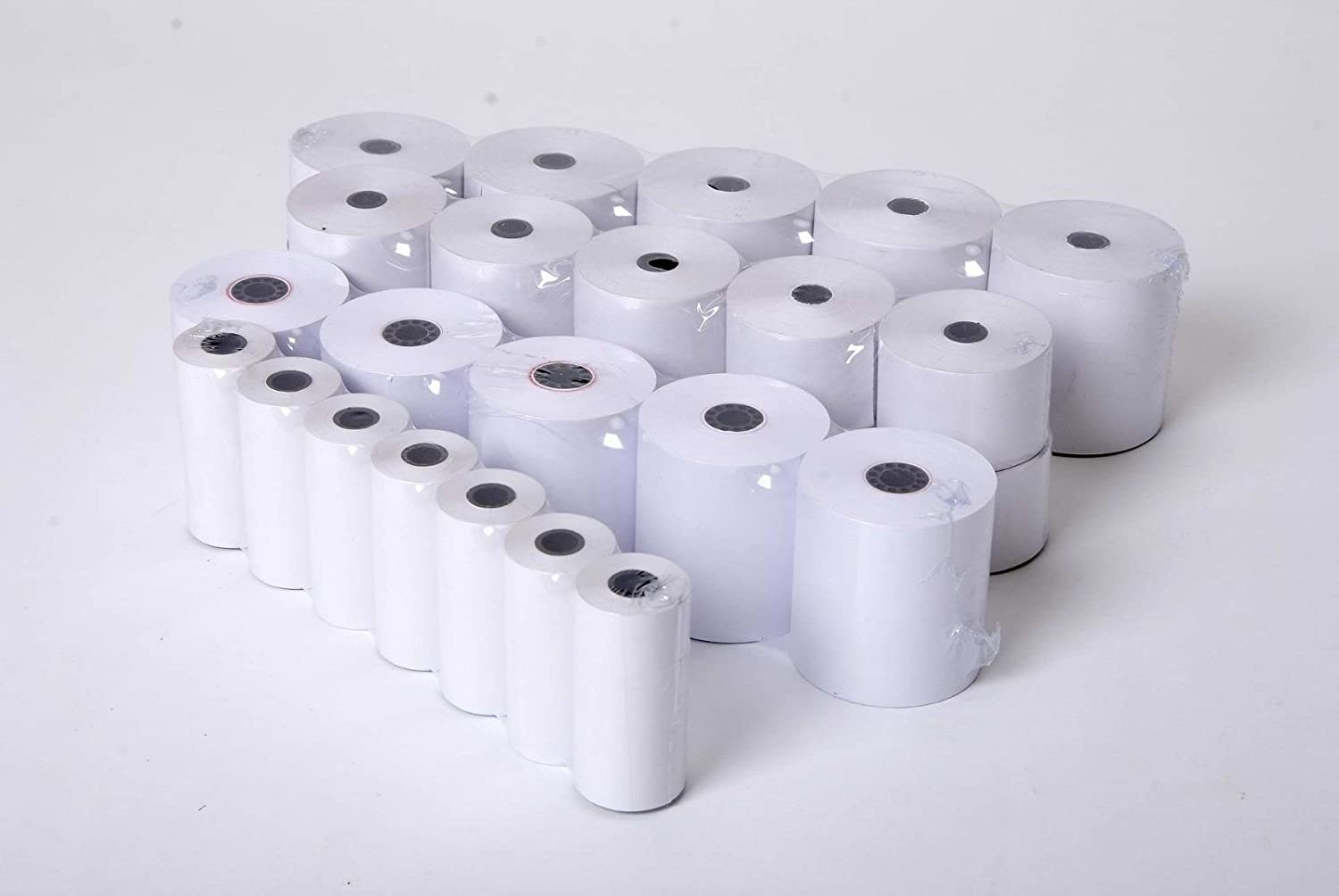 57mm X 50mm SMCO Thermal Paper Till Rolls 20 rolls