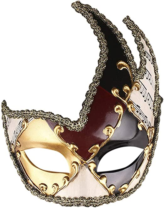 Classic Basic Masquerade Mask Prom Ball Costume Venetian Wedding Party Disguise