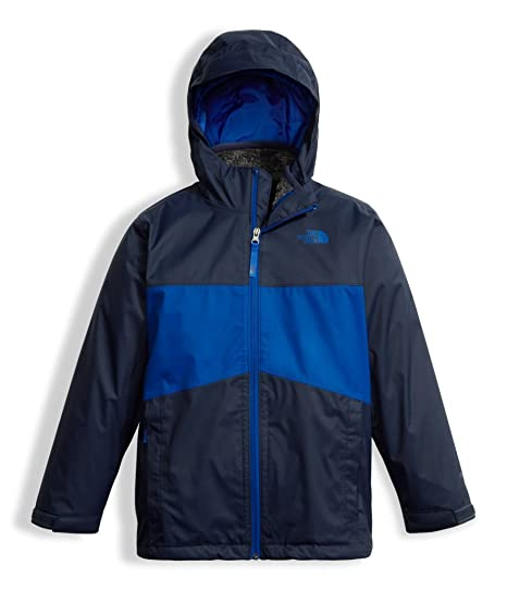 a1238a948e5a Amazon.com  The North Face Boy s Chimborazo Triclimate Jacket ...
