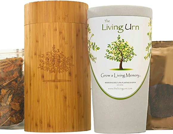 Amazon Com The Living Urn Biourn And Planting System For People