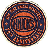 2017 NBA New York Knicks 70th Anniversary Official Warm Up Jersey Patch