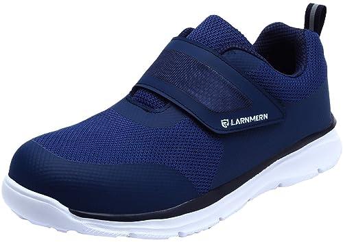 Seguridad De Zapatillas Acero EuAzulblanco Punta Reflectivo Zapatos Liviano Ultra Con Transpirable40 Trabajo HombresLm 30 u3Fc5JK1Tl
