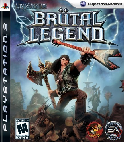 Brutal Legend Electronic Arts product image