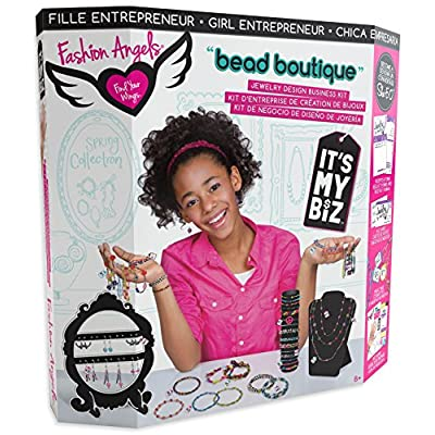 Fashion Angels It's My Biz Bead Boutique: Toys & Games