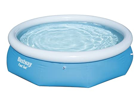 Bestway Fast Set Piscina, 305x76cm: Amazon.es: Jardín
