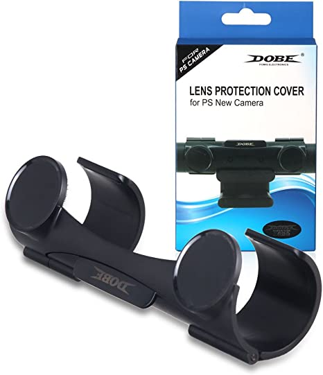 Childhood Protector de la lente de la cámara Cubierta de la cubierta Capa del sensor Montaje Clip Protector del soporte para PS4 PS VR Nueva cámara: Amazon.es: Videojuegos
