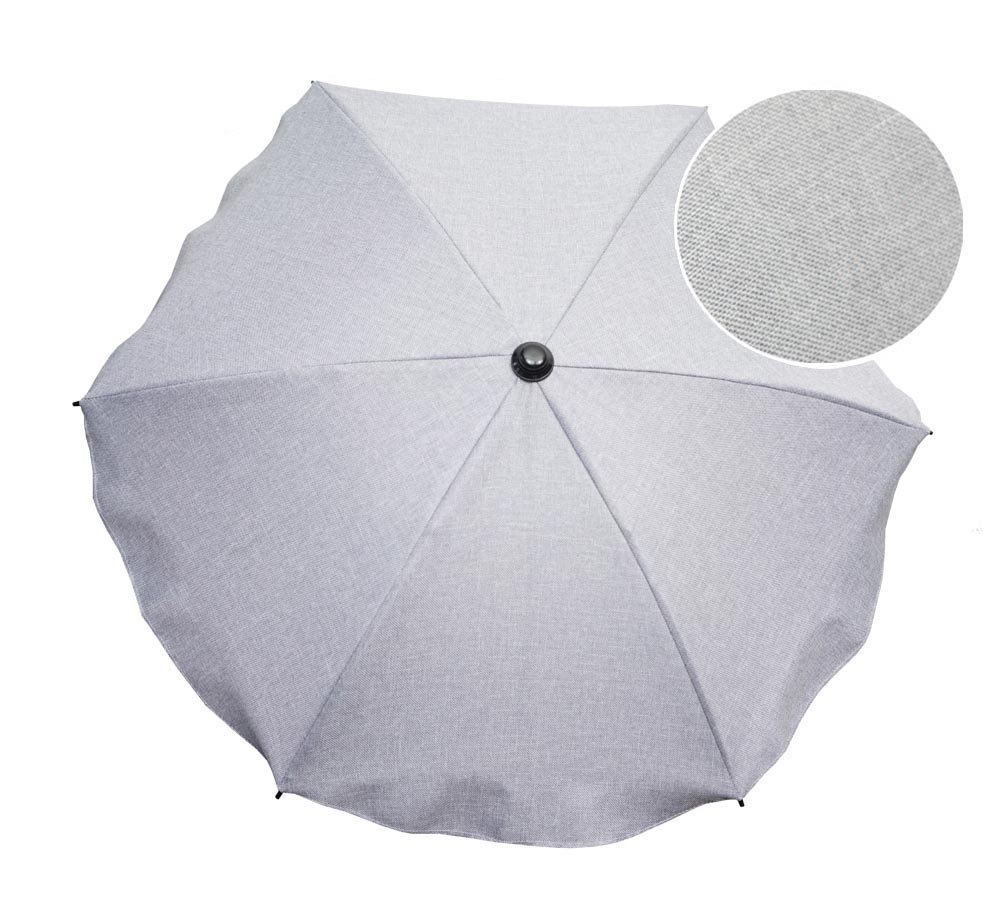 Baby Parasol Sun Umbrella PRAM Pushchair Buggy Protect from Sun/RAIN Canopy (Replacement Clip - only) Babymam