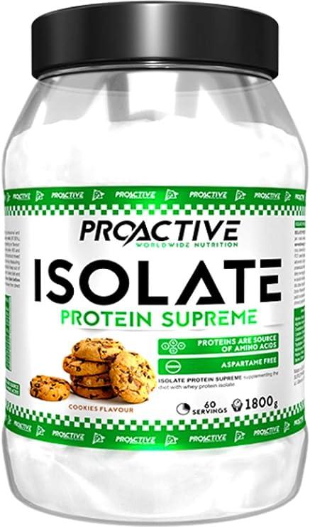ProActive Worldwide Nutrition, Whey Aislate Protein (Tarta ...