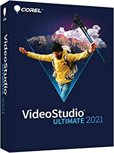 Corel VideoStudio Ultimate 2021   Video & Movie Editing Software   Slideshow Maker, Screen Recorder, DVD Burner [PC Disc]