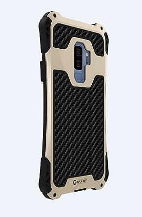 Amazon.com: R-JUST Galaxy S9/S9 Plus funda, R-JUST avanzada ...
