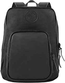 product image for Duluth Pack All Leather Daypack (Black Pebbled Leather)