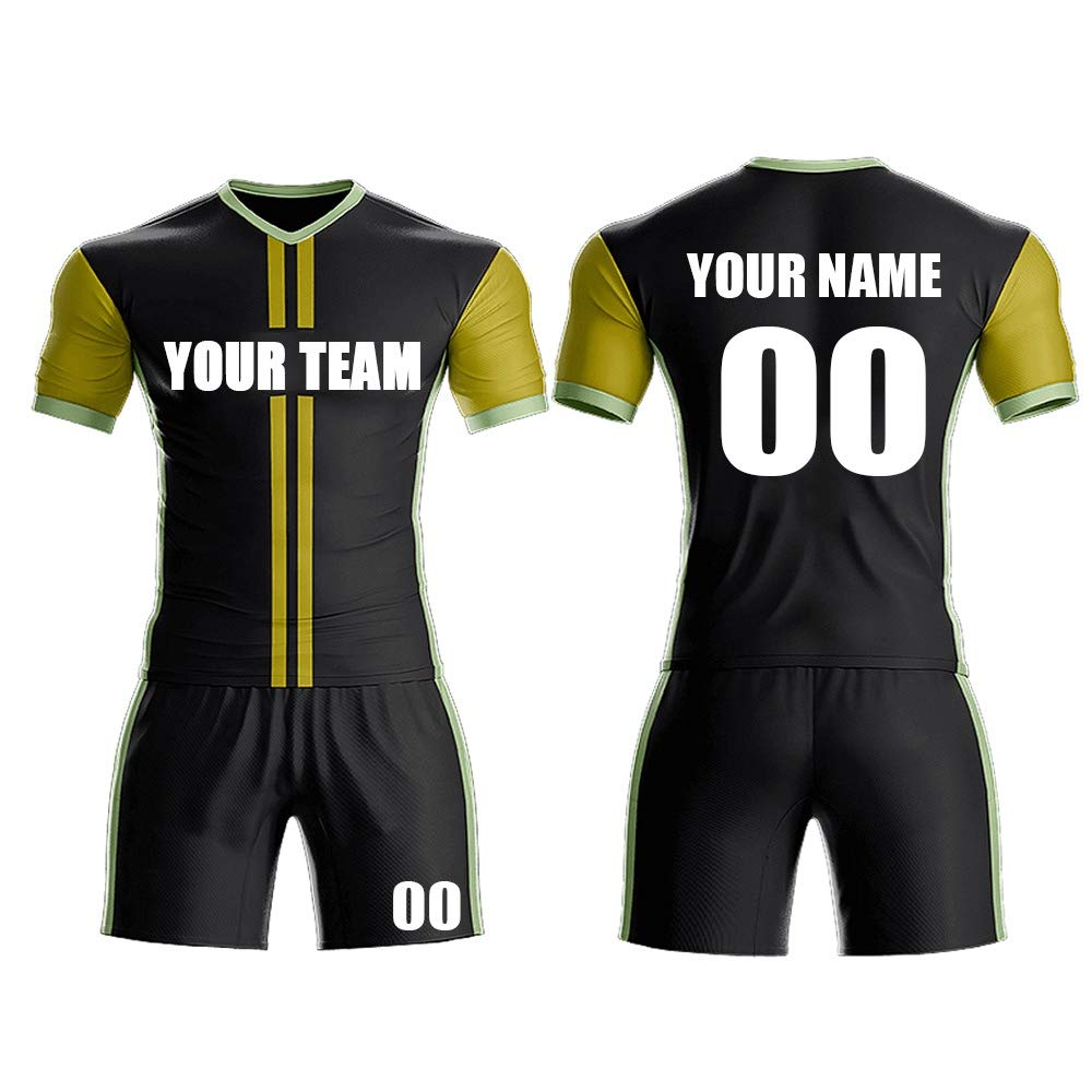 various colors a3004 c88ff Custom Sport Jerseys - Make Your Own Soccer Jersey Set - Personalized Team  Uniforms