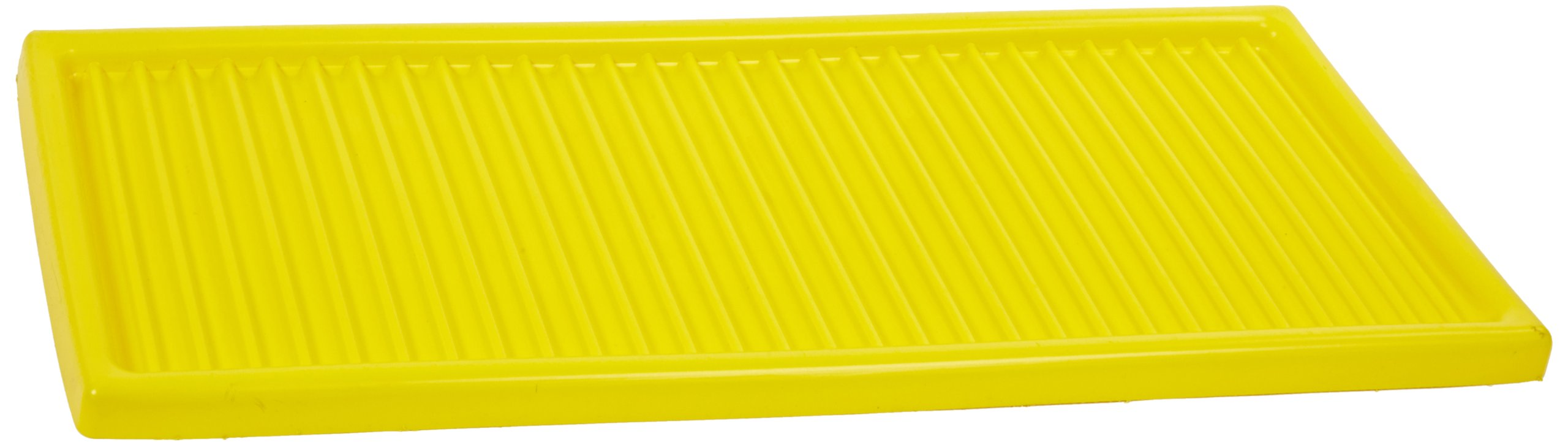 Eagle CRA-1913 Poly Shelf Tray, For CRA-30, CRA-32, CRA-45, CRA-47 and ADD-CRA Acid/Corrosive Safety Cabinets