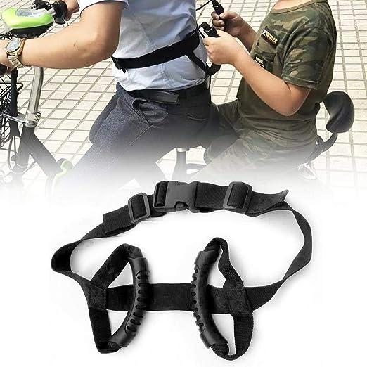 Motto.h - Asiento de Seguridad Ajustable para Moto, Bicicleta ...