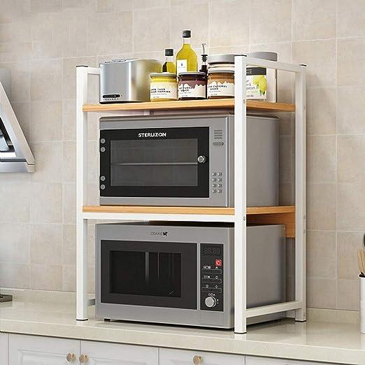 Estante De Almacenamiento De La Cocina De La Cocina Del ...