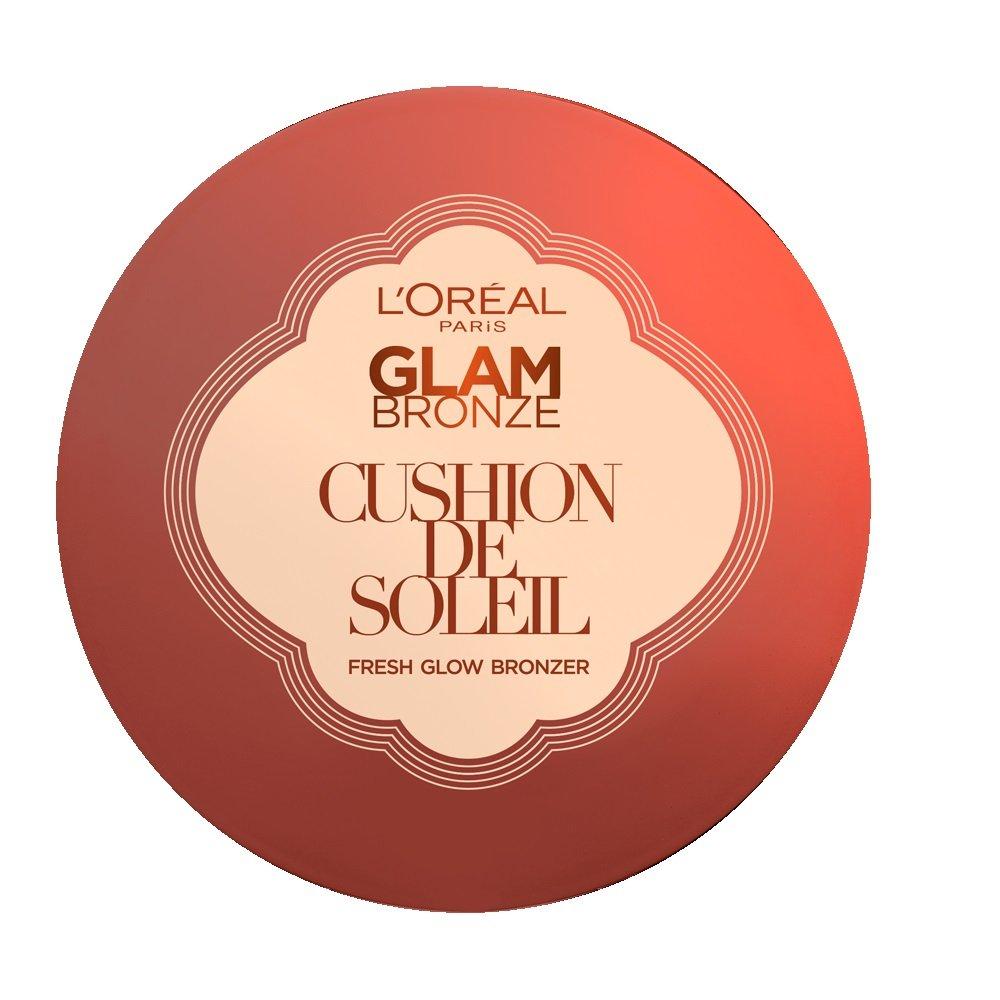 L'Oreal Paris Polvo Bronceador Glam Bronze Cushion Soleil L'Oréal Paris 3600523191628