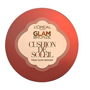 L'Oréal Make Up Designer Paris Glam Bronze Cushion Solaire Fond de Teint