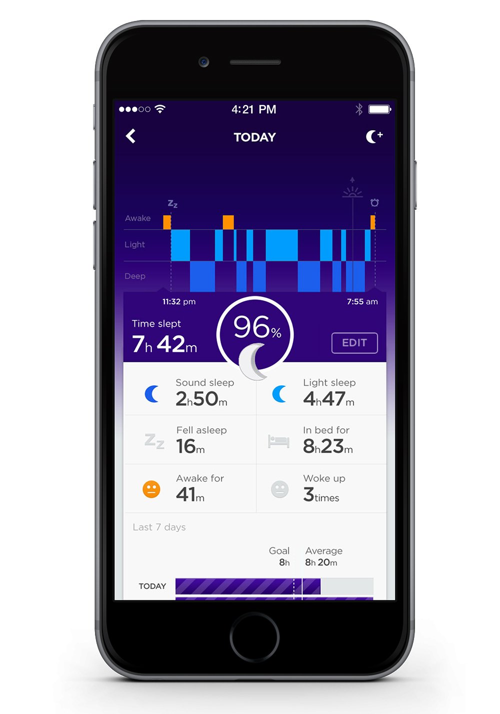 Amazon up2 by jawbone activity sleep tracker violet circle amazon up2 by jawbone activity sleep tracker violet circle classic flat strap amazon exclusive cell phones accessories biocorpaavc Image collections