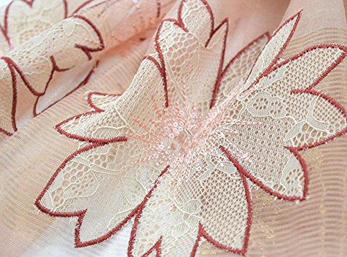 Scialli C Sciarpa 80cm Selvatica colore J Lunga lunghezza Di Confezione Da Seta Ricamo Spiaggia Fei 190 Stagioni 1 Stampa Sezione 8fUxd6w6