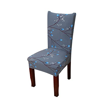 Kaariss Stretch Removable Washable Short Dining Chair Protector Cover  Slipcover, 31