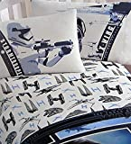 Star Wars Live Action (FLAT SHEET ONLY) Size TWIN