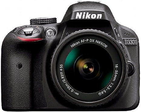Nikon D3300 - Cámara réflex de 24,2 Mp (pantalla LCD de 3 ...