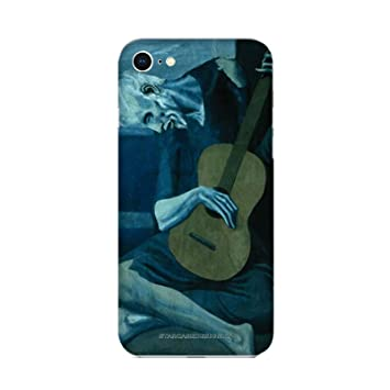 Funda iPhone 7 Carcasa Apple iPhone 7 Pablo Picasso EL VIEJO ...