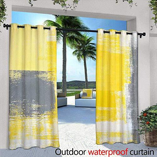 Lightly Balcony Curtains,Green Bay Packers NFL Sky Helmet Raschel Plush,W72 x L96 Outdoor Patio Curtains Waterproof with Grommets (Green Bay Packers Silk Scarf)