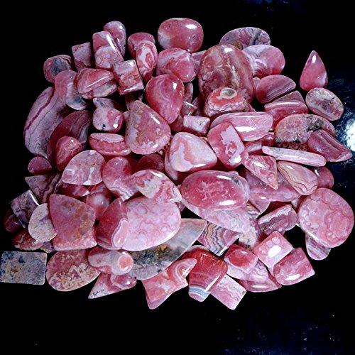 751cts. vente en gros Lot) Naturel rhodochrosite Mélange cabochon Pierre précieuse