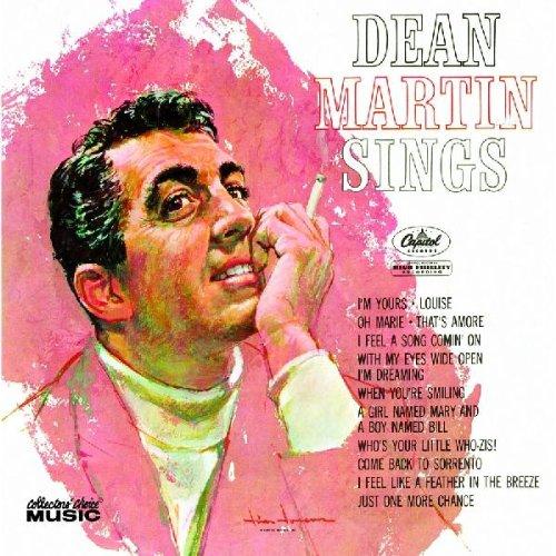 dean martin sings - 1