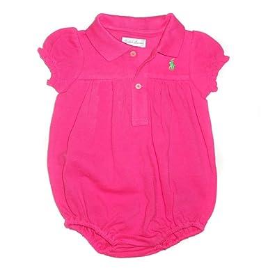 Girls' Clothing (newborn-5t) Ralph Lauren Baby Girl Babygrow 9 Months
