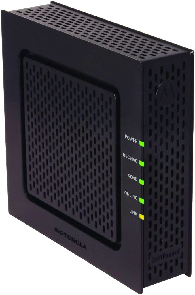 Motorola Surfboard DOCSIS 3.0 Extreme Broadband Cable Modem