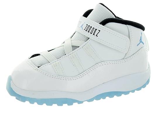 buy popular 6f761 e8291 Amazon.com | nike air jordan 11 retro BT kids trainers ...