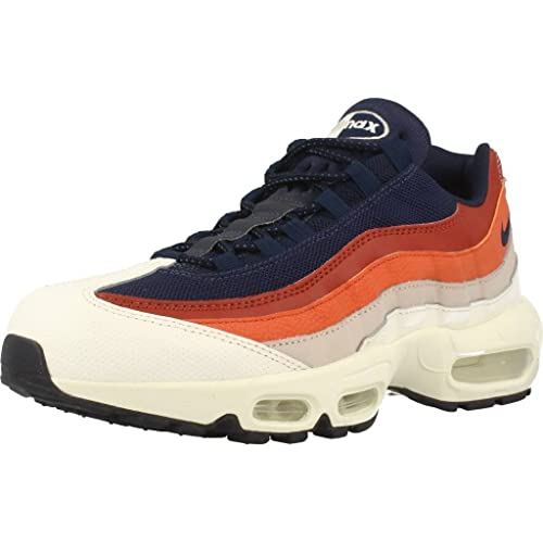 buy online 87198 bc256 Nike Men's AIR MAX 95 Essential Trainers, Multicolour (Sail ...