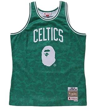 KKSY Camiseta de Baloncesto Hombre Celta Mono Conjunto Verde ...