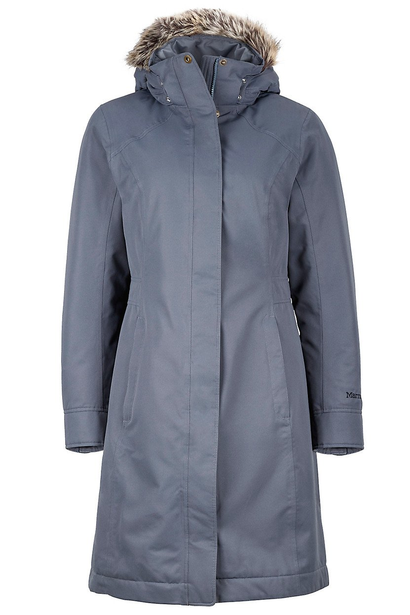 Marmot Women's Chelsea Coat Steel Onyx X-Large