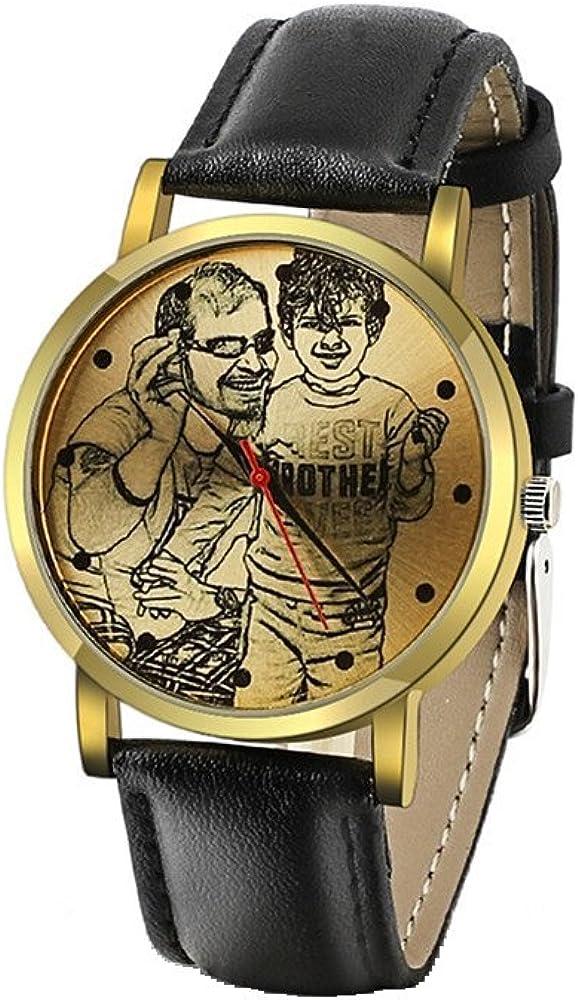 Reloj personalizado con cualquier foto - Regalos para ...