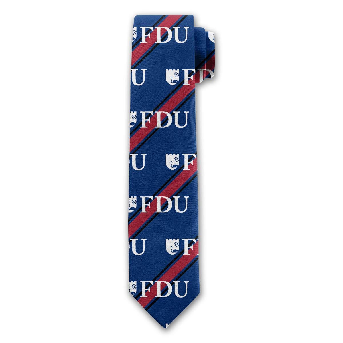 Venley NCAA Mens Official NCAA Fashion Novelty Necktie Ties
