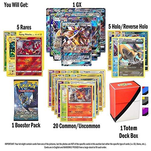 Buy pokemon booster packs gx