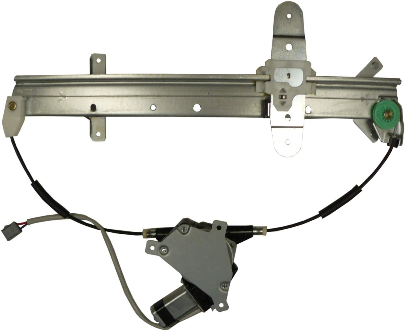ACDelco 11A606 Professional Rear Passenger Side Power Window Regulator with Motor