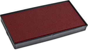 2000 Plus Replacement Pads for Printer #60 Style Stamps, Red, 1 Each (065476)