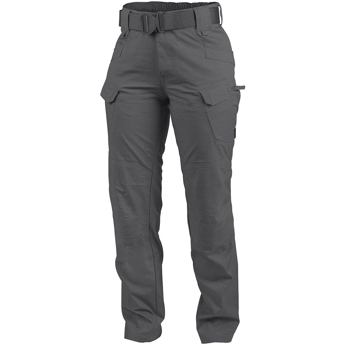 HELIKON-TEX Helikon Women's UTP Trousers Shadow Grey Polycotton Ripstop Size 32/34