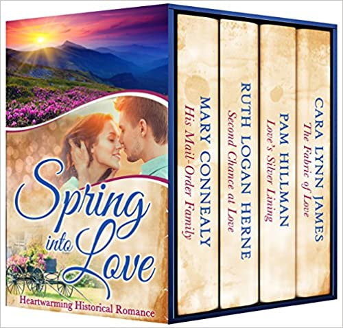 Spring Into Love (Heartwarming Inspirational Historical Fiction) (Seekers Collections Volume 9)
