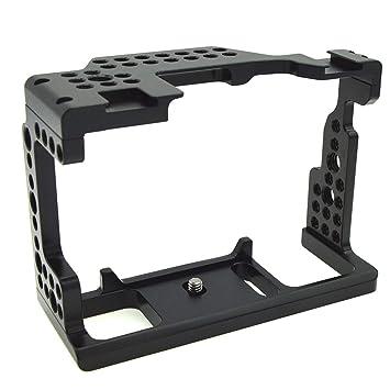 Pudincoco Magicrig Camera - Jaula de Aluminio con Orificio de ...