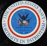 Portraits in Patriotism: Crispus Attucks, Program No. 159 / The White House, Program No. 160 (Vinyl 45, 7 Inch)