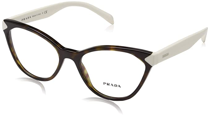 b02c88f929b7 Prada Women s PR 02TV Eyeglasses 54mm at Amazon Women s Clothing store