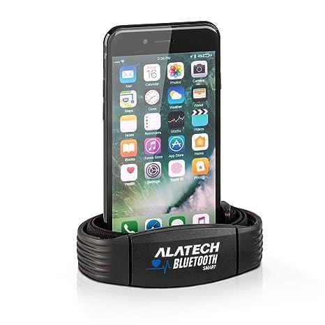 CapitalSports Alatech CS010 Pulsómetro - Sensor de Pulso ...
