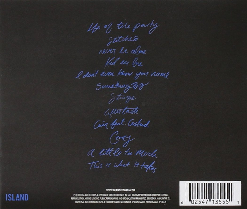 Illuminate Deluxe Shawn Mendes: 【送料無料】 Shawn Mendes / Illuminate(スペシャル・エディション) 【CD】:HMV