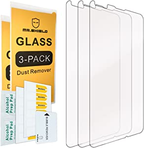 [3-PACK]-Mr.Shield For (Nokia) Microsoft Lumia 640 [Tempered Glass] Screen Protector with Lifetime Replacement